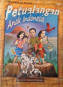 Petualangan Anak Indonesia cover