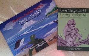 Maggie Dunkle books Penyu dan Lumba Lumba