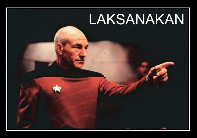 Picard Laksanakan