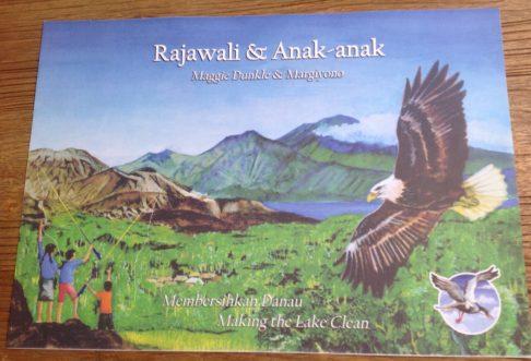 Rajawali cover